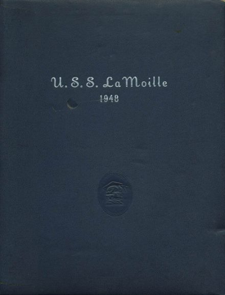 1948 La Moille Community High School Yearbook Cover