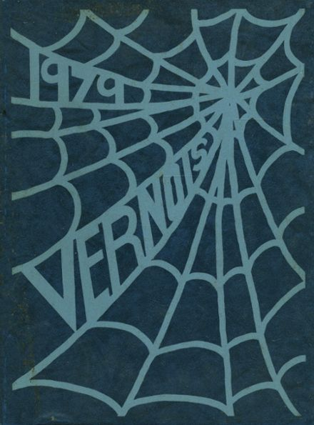 1979 Mt. Vernon Township High School Yearbook Cover