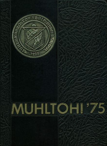 1975 Muhlenberg High School Yearbook Cover
