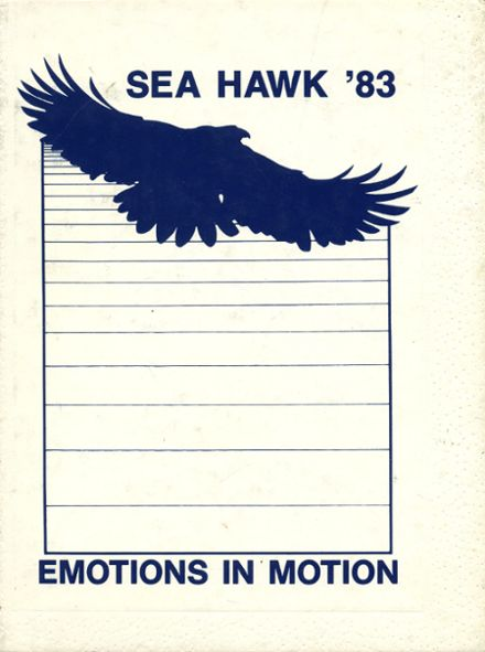 1983 Stephen Decatur High School Yearbook Cover