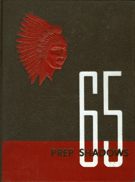 1965 Saint John's Preparatory School Yearbook Cover