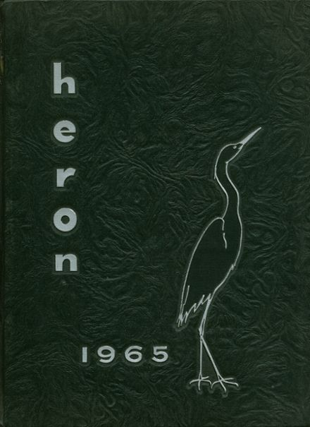1965 Bishop O'Hern High School Yearbook Cover