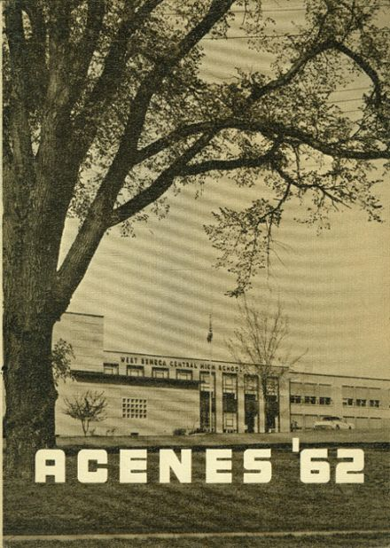 1962 West Seneca Central High School Yearbook Cover