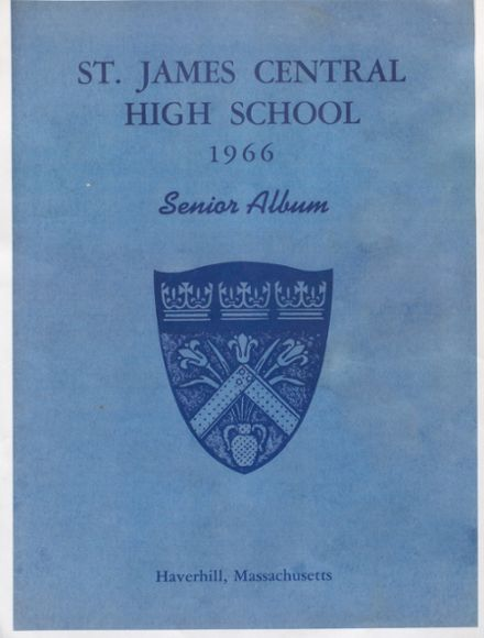 explore 1966 jan st high school yearbook haverhill ma