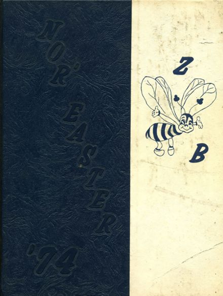1974 Zion Benton Township High School Yearbook Cover