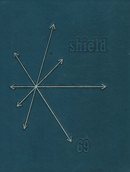 1969 Bishop O'Connell High School Yearbook Cover