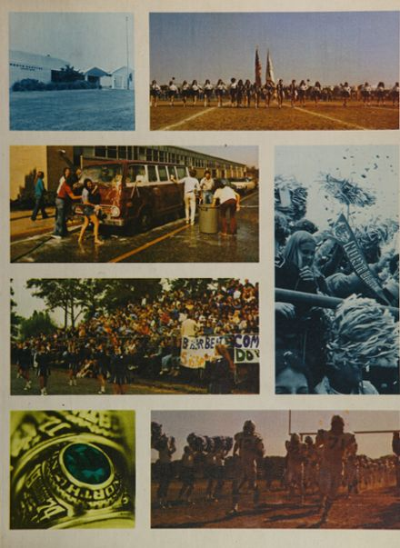 1974 North Babylon High School Yearbook Cover