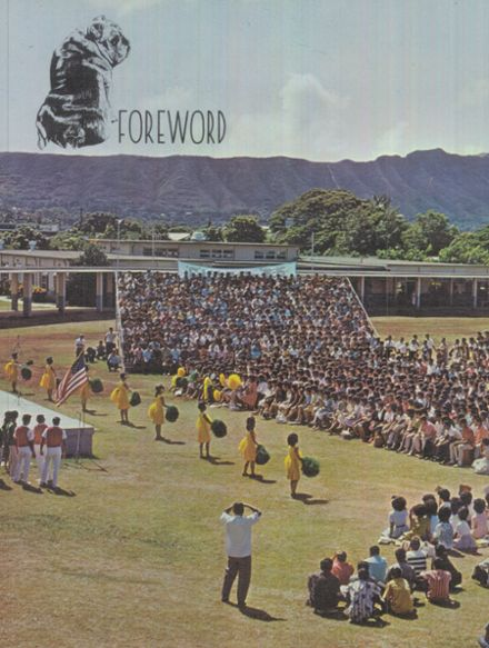 1964 Kaimuki High School Yearbook Page 6