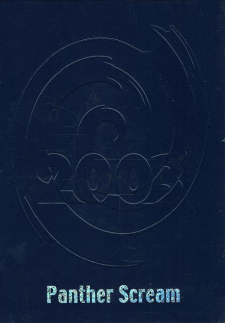 2003 Midlothian High School Yearbook Cover