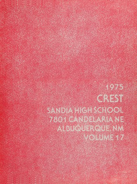 1975 Sandia High School Yearbook Page 5