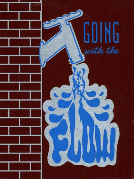 1994 Orangeburg-Wilkinson High School Yearbook Cover