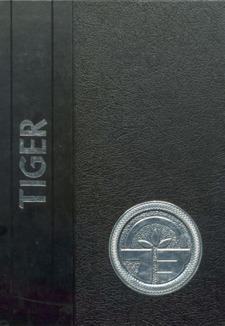 1973 Carsonville-Port Sanilac High School Yearbook Cover
