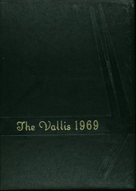 1969 Redbank Valley High School Yearbook Cover