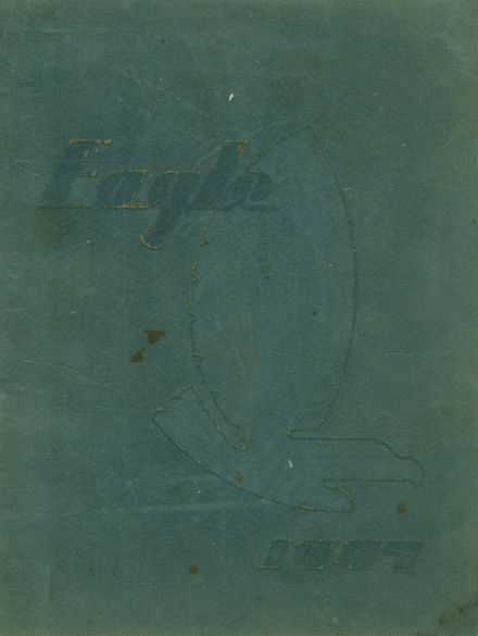 1947 Bell High School Yearbook Cover
