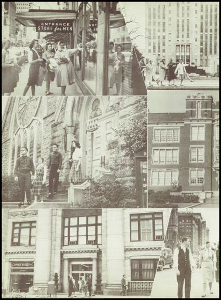 1960 Phillips High School Yearbook Page 6