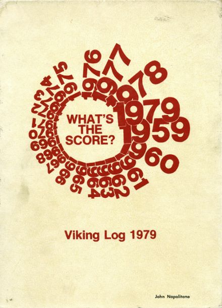 1979 Valley Central High School Yearbook Cover