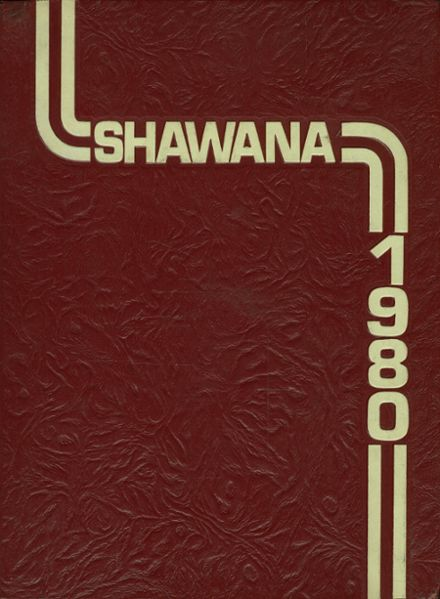 1980 Shaw High School Yearbook Cover