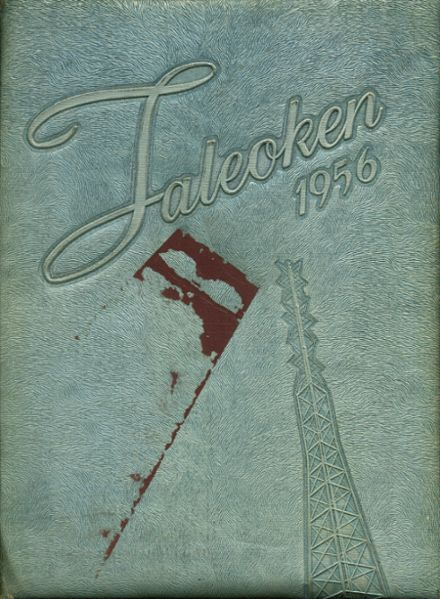 1956 New Kensington High School Yearbook Cover