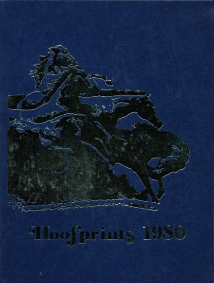 1980 John Jay High School Yearbook Cover