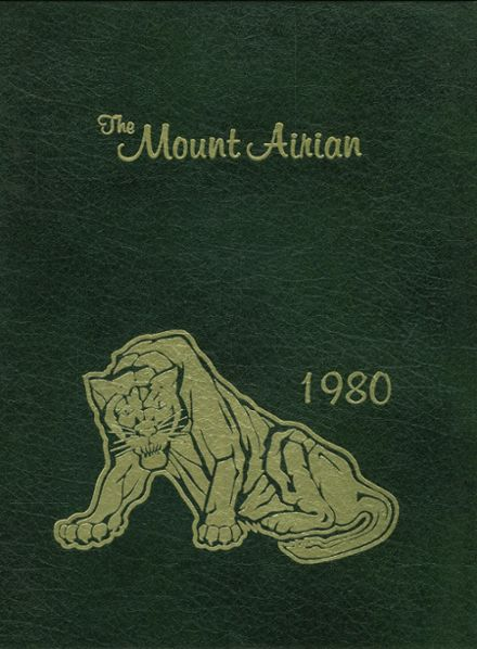 1980 Pennsylvania School for the Deaf Yearbook Cover