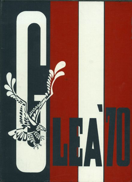 1970 Glenwood High School Yearbook Cover