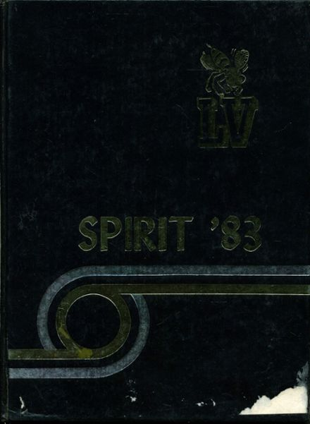 1983 Lookout Valley High School Yearbook Cover