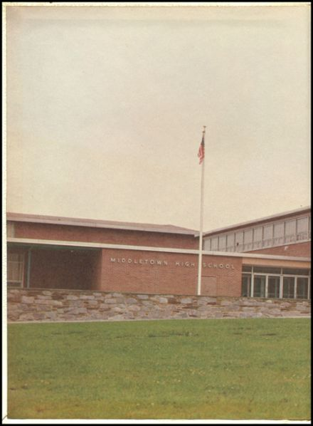 1964 Middletown High School Yearbook Page 2