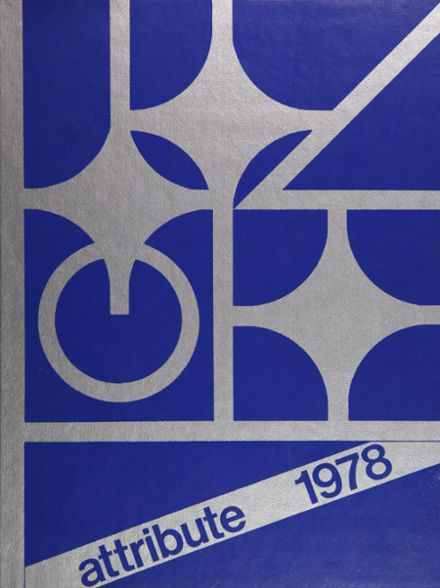 1978 Addison Trail High School Yearbook Cover