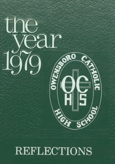 1979 Owensboro Catholic High School Yearbook Cover