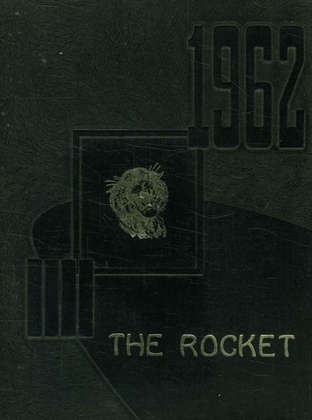 1962 Alamogordo High School Yearbook Cover