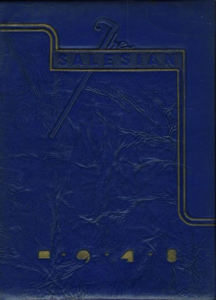 1948 Salesianum High School Yearbook Cover