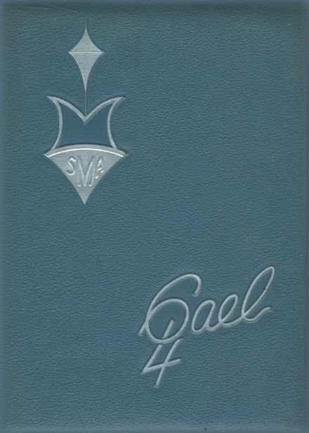 1964 St. Mary's Academy Yearbook Cover