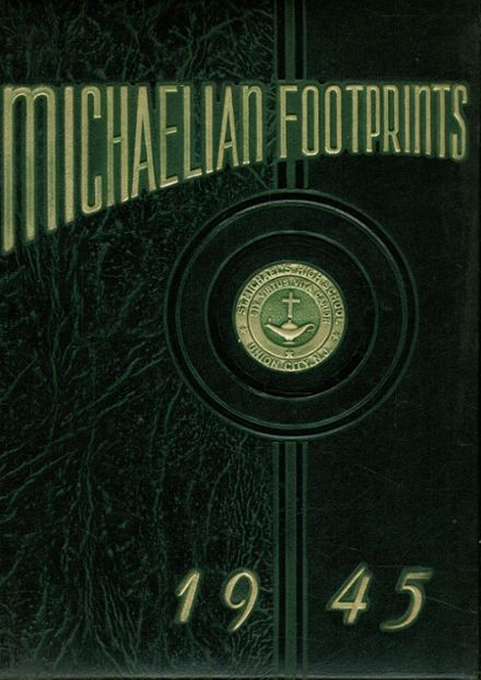 1945 St. Michael's High School Yearbook Cover