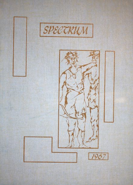 1967 Sun Valley High School Yearbook Cover