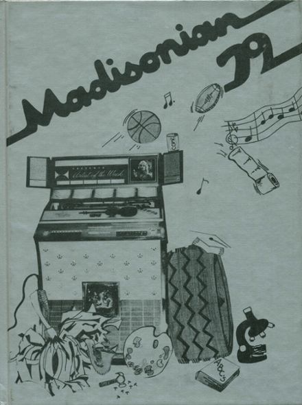 1979 Madison High School Yearbook Cover