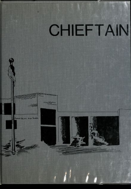 1980 Pinson Valley High School Yearbook Cover