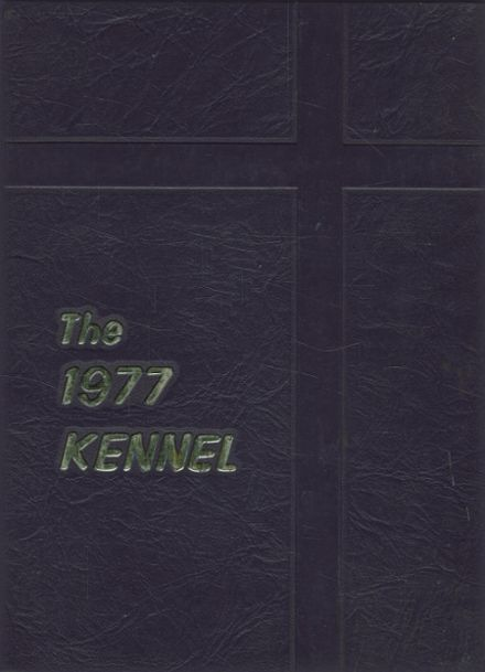 1977 Edgewood High School Yearbook Cover