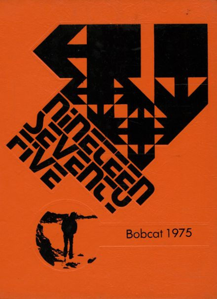1975 Nestucca Union High School Yearbook Cover