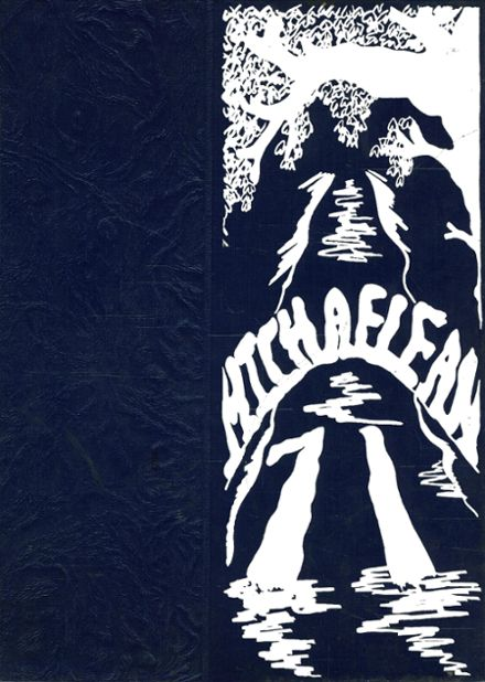 1971 St. Michael's High School Yearbook Cover