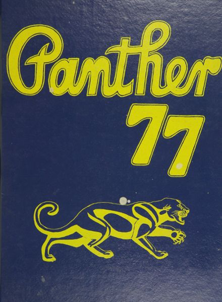 1977 O'Fallon Township High School Yearbook Cover