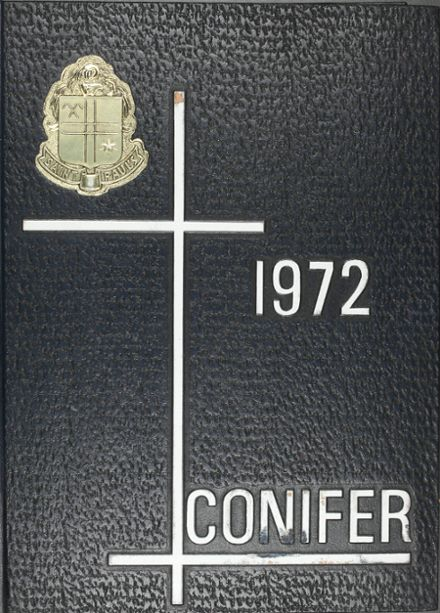 1972 St. Paul's High School Yearbook Cover