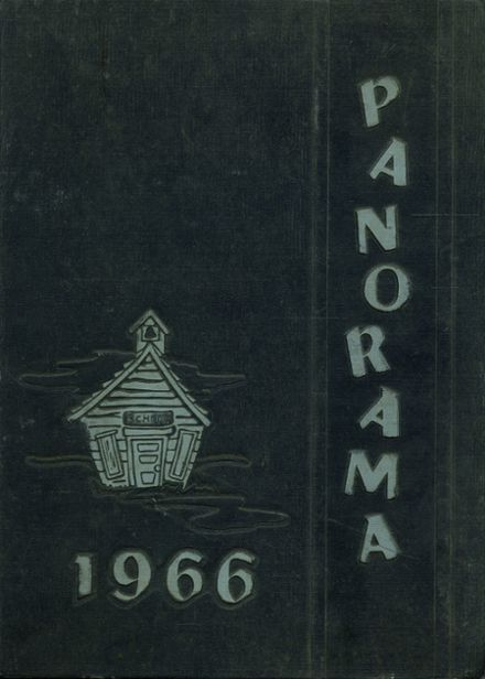 1966 Arundel High School Yearbook Cover