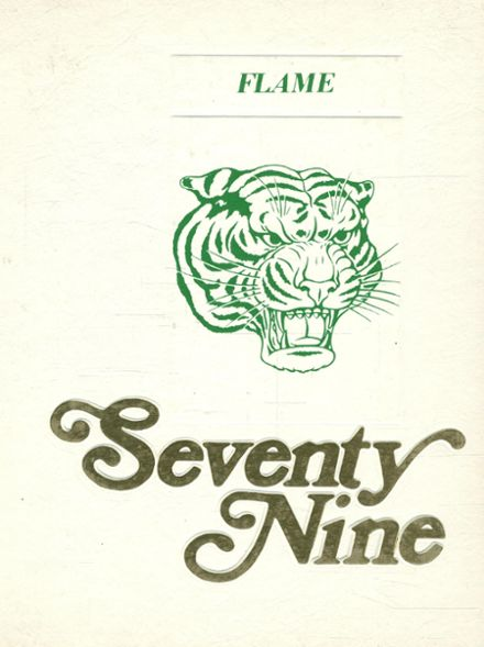 1979 Fremont High School Yearbook Cover
