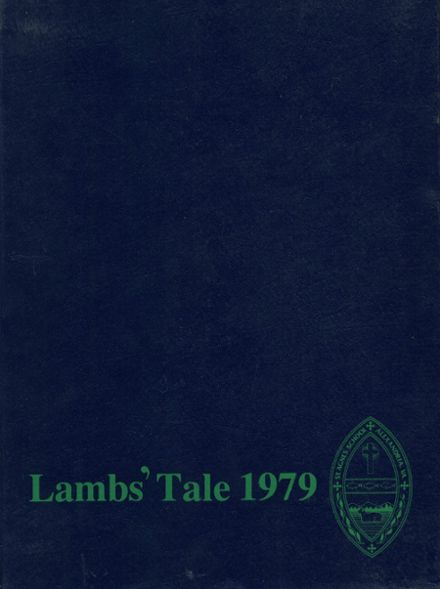 1979 St. Stephen's & St. Agnes School (Upper School) Yearbook Cover