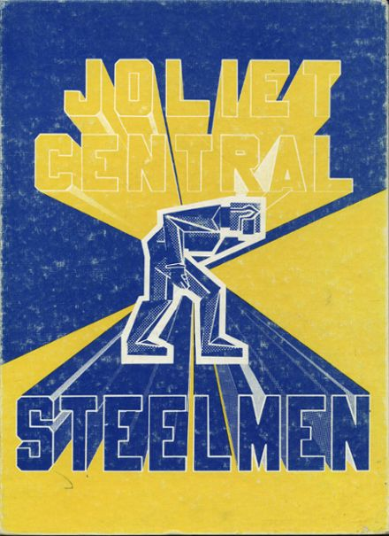 1983 Joliet Central High School Yearbook Cover