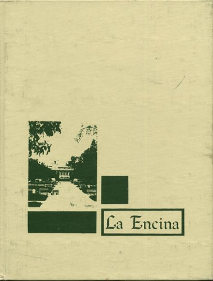 1976 Occidental College Yearbook Cover