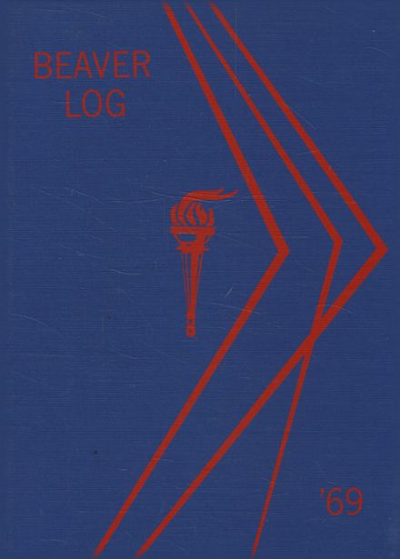 1969 Beaver Dam High School Yearbook Cover