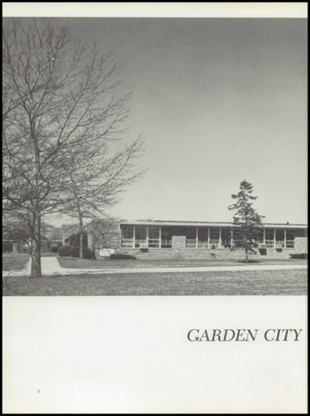 1974 Garden City High School Yearbook Page 6