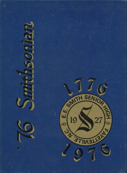 1976 Smith High School Yearbook Cover