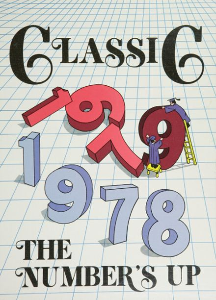 1979 Tremper High School Yearbook Cover
